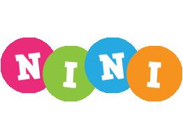 Nini friends logo
