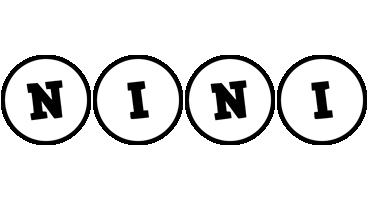 Nini handy logo