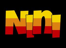 Nini jungle logo