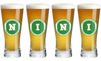 Nini lager logo
