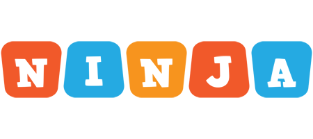 Ninja comics logo