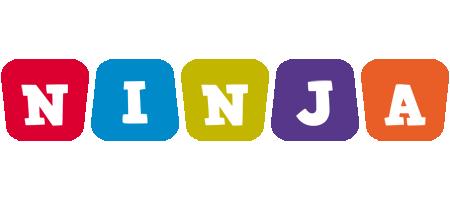 Ninja daycare logo