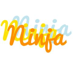 Ninja energy logo