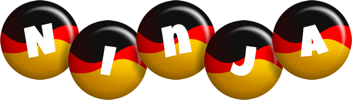 Ninja german logo