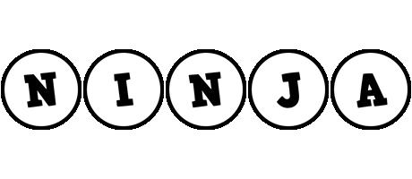 Ninja handy logo