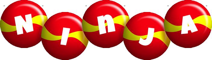 Ninja spain logo
