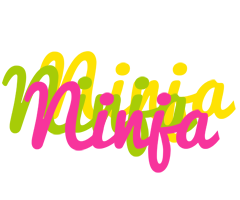 Ninja sweets logo