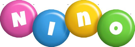 Nino candy logo