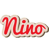 Nino chocolate logo