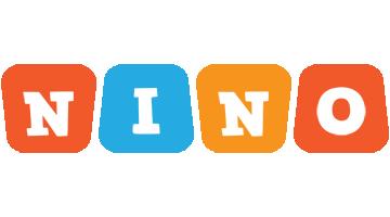 Nino comics logo