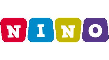 Nino daycare logo
