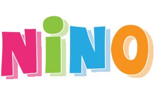 Nino friday logo