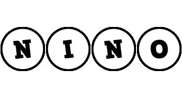 Nino handy logo