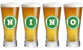 Nino lager logo