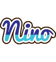 Nino raining logo