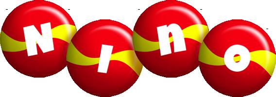 Nino spain logo