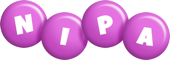 Nipa candy-purple logo