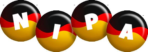 Nipa german logo