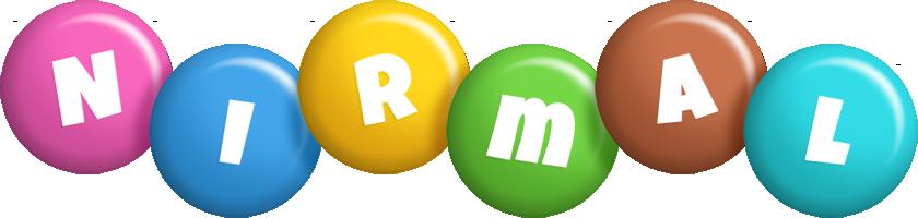Nirmal candy logo