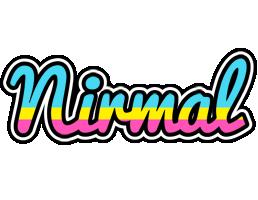 Nirmal circus logo