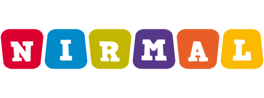 Nirmal daycare logo