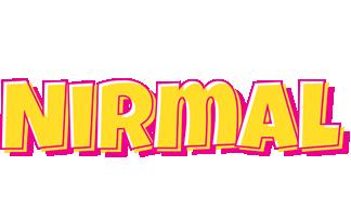 Nirmal kaboom logo