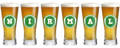 Nirmal lager logo