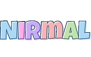 Nirmal pastel logo