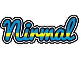 Nirmal sweden logo