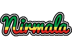 Nirmala african logo