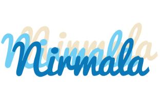 Nirmala breeze logo