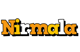 Nirmala cartoon logo