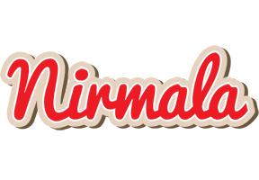 Nirmala chocolate logo
