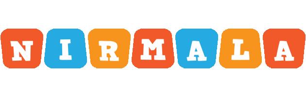 Nirmala comics logo