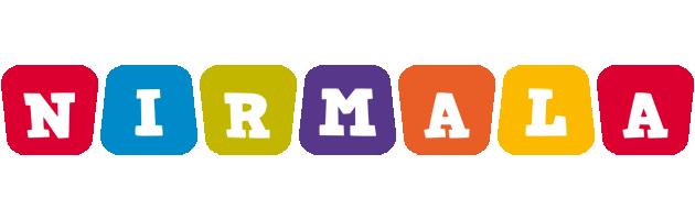 Nirmala daycare logo