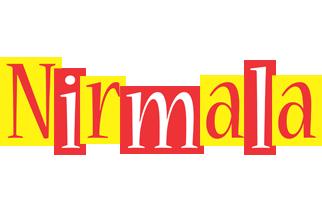Nirmala errors logo
