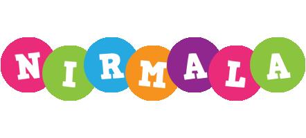 Nirmala friends logo