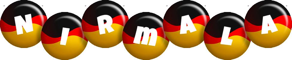 Nirmala german logo