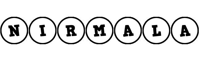 Nirmala handy logo