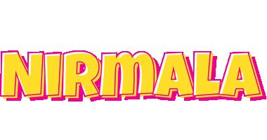 Nirmala kaboom logo