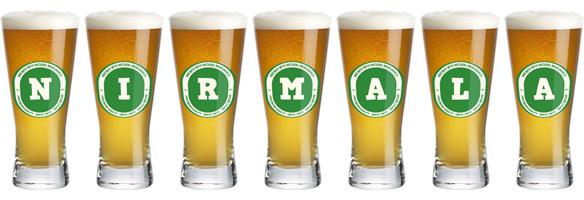 Nirmala lager logo