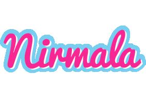 Nirmala popstar logo