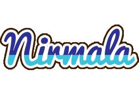 Nirmala raining logo