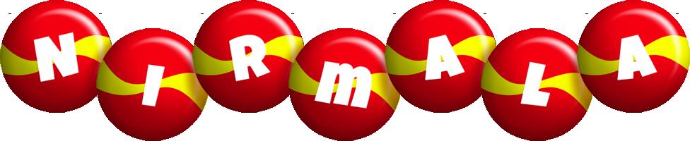 Nirmala spain logo