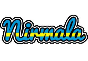 Nirmala sweden logo
