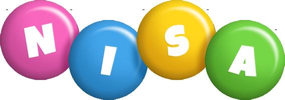 Nisa candy logo