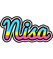 Nisa circus logo