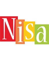 Nisa colors logo