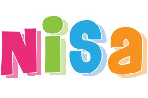 Nisa friday logo