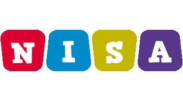 Nisa kiddo logo